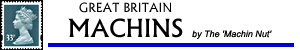 Great Britain Machins, by Adminware
